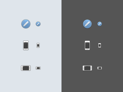 Android Designer Icons