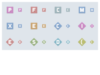 Rectangular OCD, part I