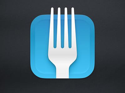 Big Sur Fork fork macos big sur macos icon mac app icon application app icon mac macos icon big sur