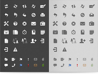 E-mail Client Icons