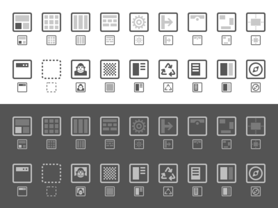 Android Designer widget 16pt designer android microsoft xamarin icon