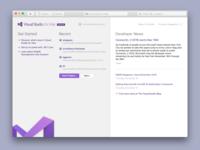 Visual Studio for Mac –Light Theme