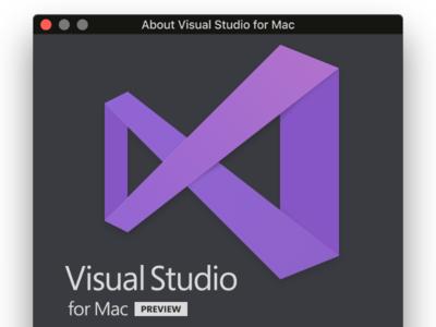 Visual studio for mac preview torrent