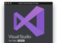 About Visual Studio for Mac