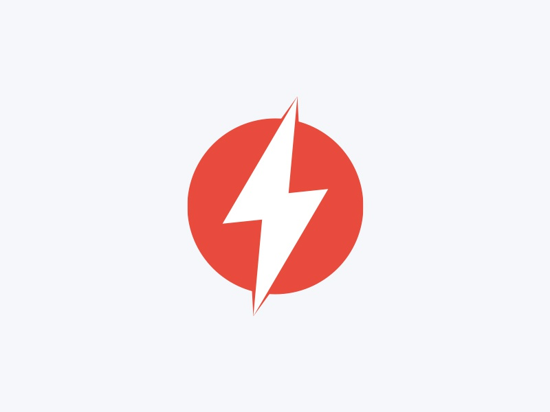 Electric Logo Idea logo emblem electrical energy