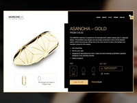 Jewelry Shop Product Page
