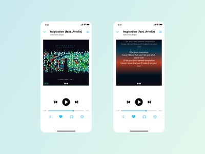 Music Player - Daily UI