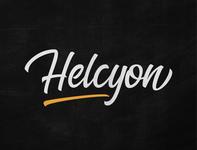 Helcyon logo type
