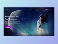 Astro trends - Landing Page