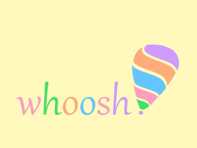 whoosh: Daily Logo 02 (full-color)
