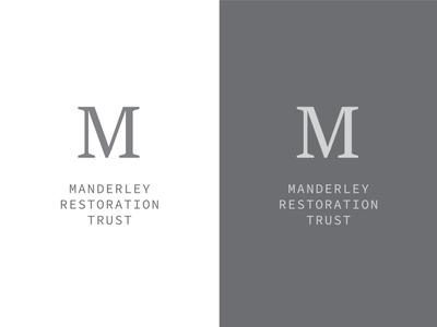 Manderley Restoration Trust: Daily Logo 04