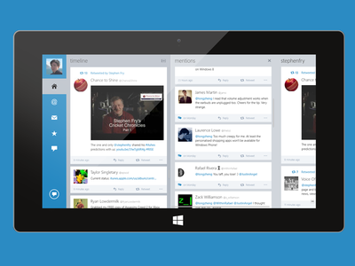 MetroTwit for Windows 8 metro twitter tablet modern microsoft windows 8 wpf xaml