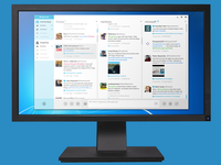 MetroTwit for Windows desktop