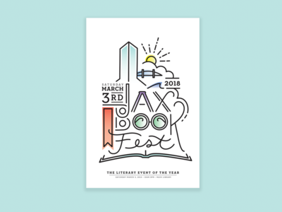 Jax Book Fest 2018