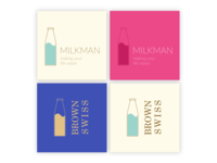 Milkman - Icon Exploration