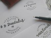 Logo sketchies