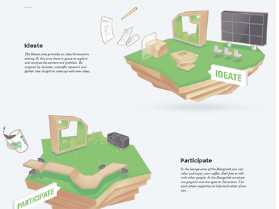 DesignLab illustration onefold designlab graphic design illustration