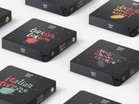 Sweets of the World packaging