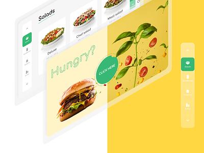 Kiosk Tablet Concept terminal kiosk animation clean minimalist user interface ux ui