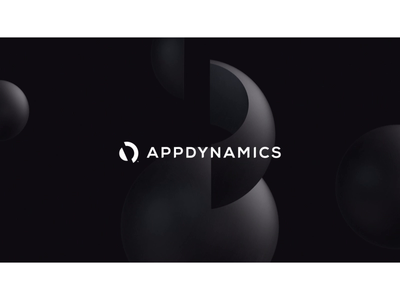 AppDynamics by Cisco identity 3d motion branding animation logo
