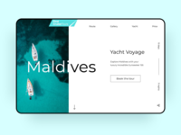 First Cruise Tours Landing Page