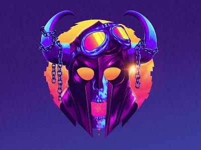 Metallica: Worldwired Tour photoshop illustrator metal poster metallica outrun vaporwave synthwave retrowave 80s retro illustration design art