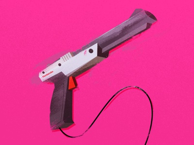 Zapper signalnoise photoshop illustrator outrun vaporwave synthwave retrowave 1980s retro illustration design art