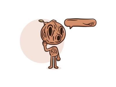 WoodMan from hilda!