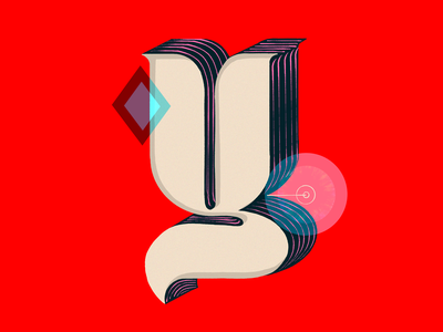 Y 36daysoftype lettering dribbbble texture hand lettering hand lettered illustration 36 days of type graphic design typography