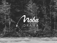 Logo design for Moba Drama
