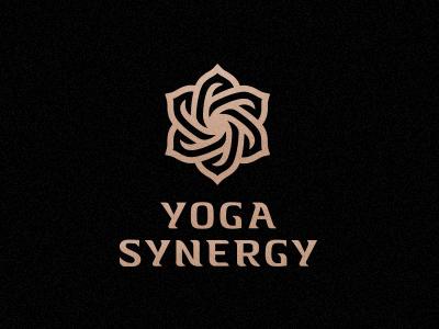 Yoga Synergy practice mandala galaxy atom body soul mind energy flower space school yoga