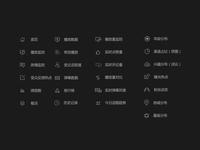 webdesign icons
