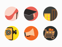 Icon set for ppt...