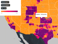 Choropleth 2Dto3D