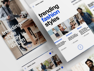 #trend store fashion web social hot trends