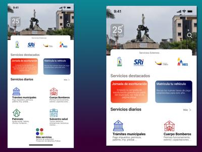 public service app