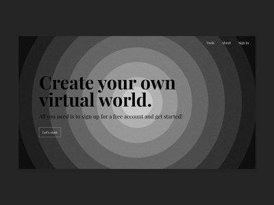 DAILY UI: Virtual reality virtualreality daily ui challenge ux ui daily ui daily 100 challenge