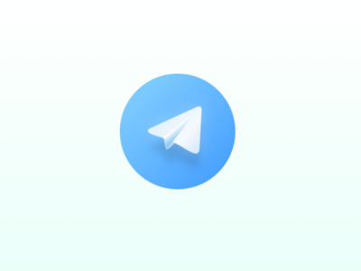 <3 Telegram