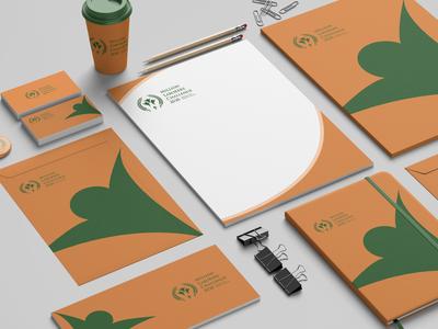 MILAC 2030 Stationery Branding
