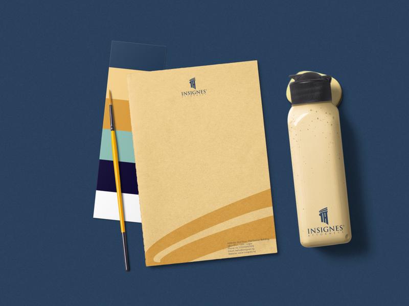 Legal Brand Identity Design
