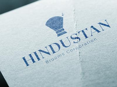 Hindustan Broom Corporation Brand Identity Design logofactory logos logo design branding concept branding designer brand design brandidentity branding design branding and identity logo logodesign identity design brand identity branding