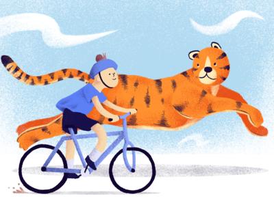 training illustration