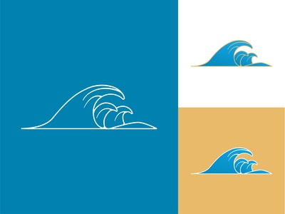 Three Wave logo
