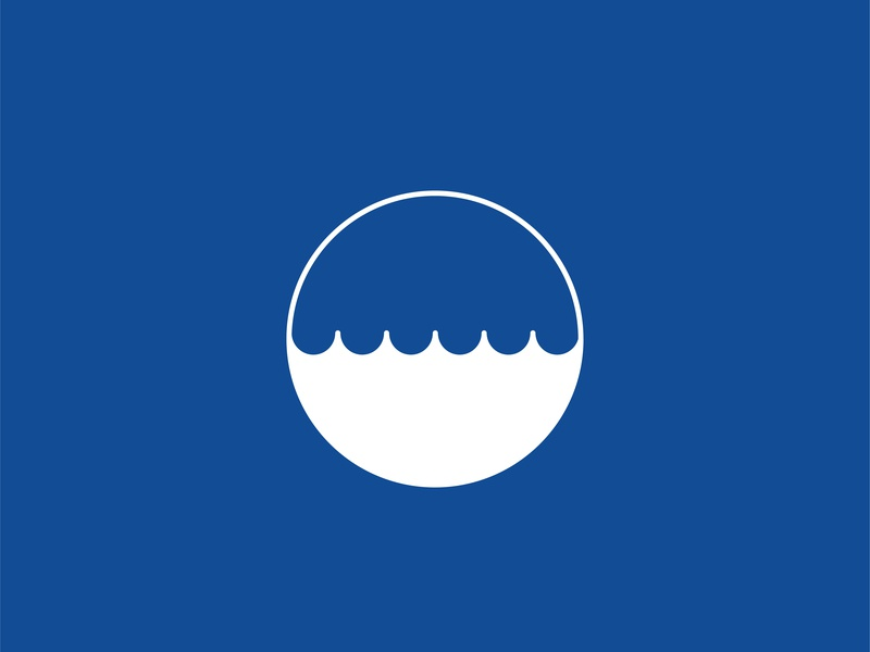 Wave Logo logodesigner branding vector logodesign logo