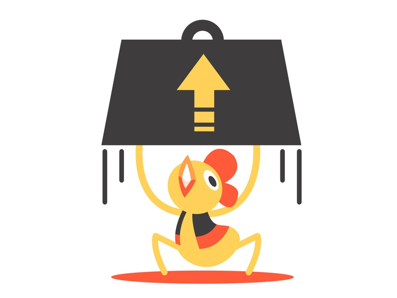 Annoying Chicken 8 by Funnel Art on Dribbble