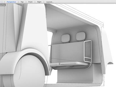 AV-taxi 3dmodeling rhinoceros vehicle design industrialdesign