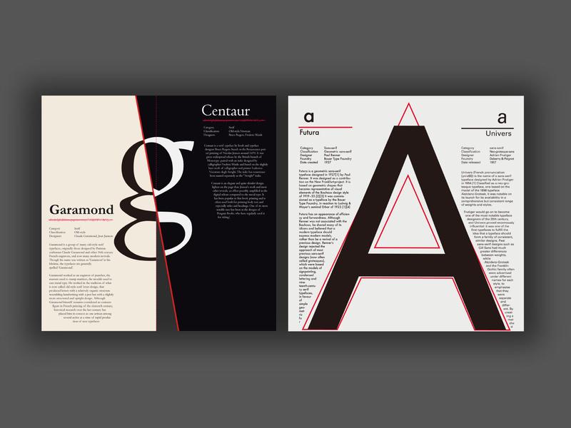 Typeface Study illustraion design study typeface typogaphy