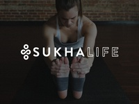 SukhaLife Yoga Logo