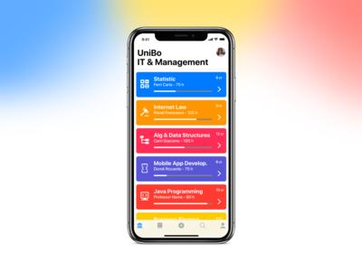 Daily Challenge - University Platform