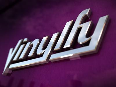 Vinylfy Branding 3D Approach